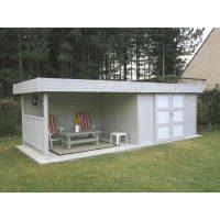 "#Maison toit terrasse en bois ""NEUVE"""